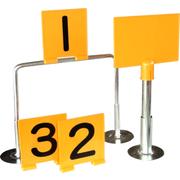 GA-287 ゲート・ポール表示板